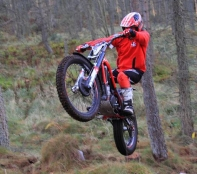 Corennie Forest Trial November 2012