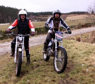 Monymusk Trial 2016